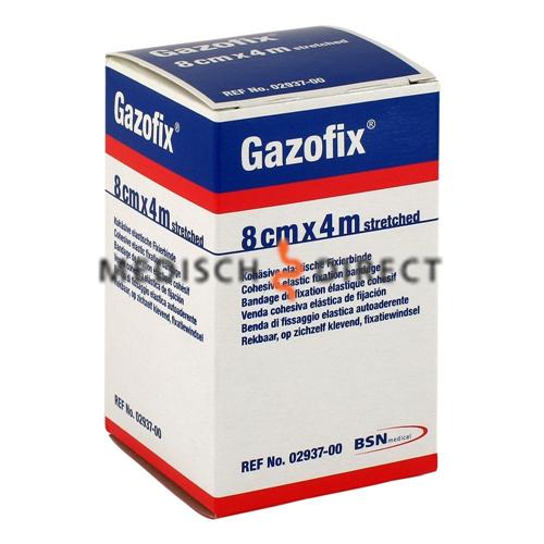 Afbeelding van GAZOFIX 4m x 8cm 2937 (10st)