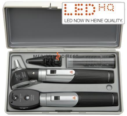 Afbeelding van HEINE MINI 3000 LED OTOSCOOP + OPHTALMOSCOOPSET IN HARDCASE