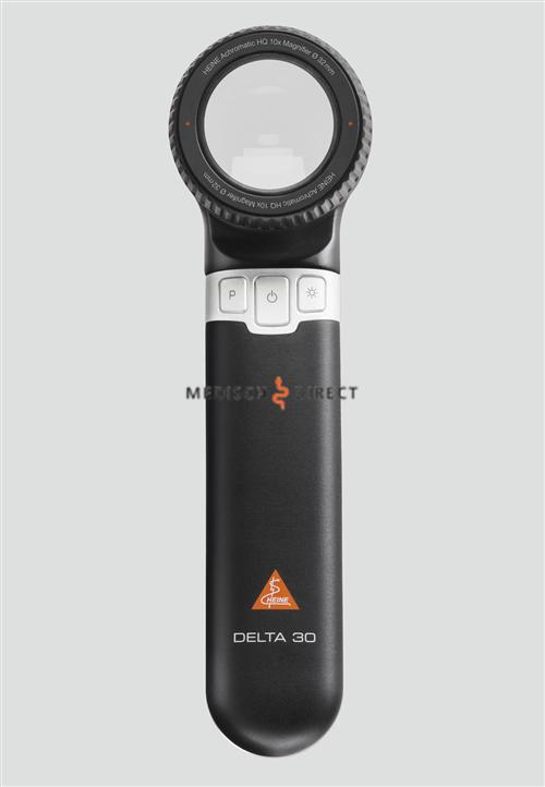 Afbeelding van HEINE DELTA 30 DERMATOSCOOP MET USB-KABEL, ADAPTER EN ETUI